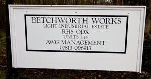 Betchworth Works